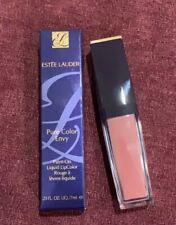 Estée Lauder Pure Color Envy paint-on lipstick Full Size New Burnt Raisin