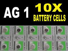 AG1 LR621 G1 Watch Battery Coin Cells Button Batteries Alkaline UK Seller New B4