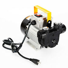 Electric Fuel Transfer Pump,Oil Diesel Fuel Transfer Pump Self Priming Pump 110V