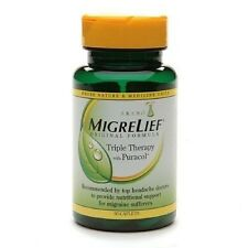 Migrelief Caplets, Migraine Relief Triple Therapy 60ct