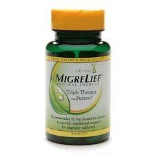 Migrelief Caplets, Migraine Relief Triple Therapy 60ct