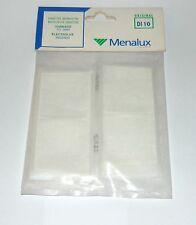 MENALUX DI10 Filtres aspirateur TORNADO TO2600 ELECTROLUX INGENIO