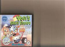 Yogi's Great Escape Amiga Spiel Retro