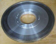 "DIAMOND GRINDING WHEEL Metal bond 10 x 0,5906 "" D250-76-15mm , microdefect ."