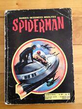 Spiderman # 27 , 1971 A.m.p. Belgique