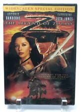 New Sealed The Legend of Zorro (DVD, 2006, Widescreen) Special Edition