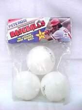 Pete Rose  Autographed Baseballs Vintage 1978 HG Toys