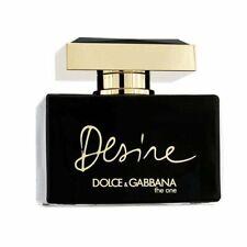 Dolce & Gabbana The One Desire Intense Eau De Parfum Spray 75ml Womens Perfume