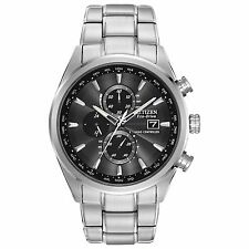 Citizen Eco-Drive Men's AT8010-58E Atomic Chronograph Perpetual Calendar Watch