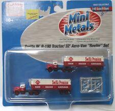 Mini Metals #51120 Swift Premium Trucks - N Scale  OOP