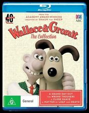 Wallace & Gromit (Blu-ray, 2016)
