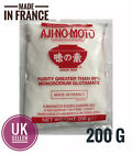 Pure Monosodium Glutamate (MSG) AJINOMOTO Flavour Enhancer Seasoning 200 grams