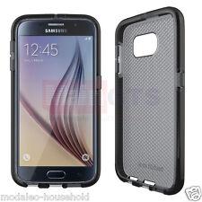 New Stylish Samsung Galaxy S6 - Tech21 Impactology Evo Check Case UK-B786