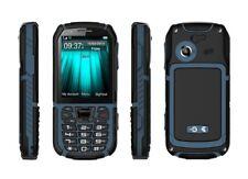 Telstra Tough 4 - ZTE T55A (Unlocked) IP67 Waterproof, Rugged 3G Bluetick Phone