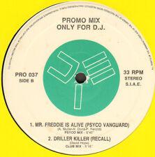 VARIOUS (PRODIGY / DJ CREATOR / PSYCO VANGUARD / RECALL) - Promo Mix 37 - Media