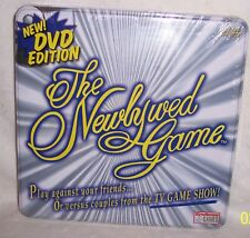 THE NEWLYWED GAME DVD EDITION BOARD GAME - NEW UP TO 4 COUPLES