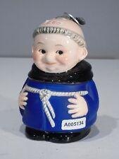+*A005134 Goebel  Archiv Arbeitsmuster, Friar Tuck, Kardinal, blau Gewürzstreuer