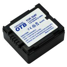 Akku kompatibel zu Panasonic CGA-DU7 Li-Ion zB NV-GS10 / NV-GS120  2091001