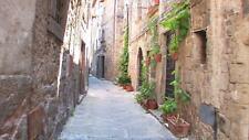 Medieval Viterbo, Italy Walking Tour Treadmill Scenery Dvd - Video Exercise