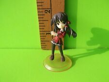 "Fortune Arterial Kiriha Kuze 1.75""in Mini Figure Super Cute in Red Outfit"