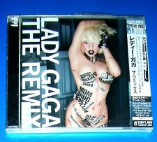 LADY GAGA, The Remix, 16 tracks, obi strip, JAPAN, SEALED, 2010