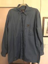 Versace Hemd Vintage ( Blau) M
