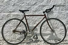 SE 52cm Single-Speed Cro-Mo Road Bike w/ Flip-flop Hub and Bullhorns ~CLEAN/NICE