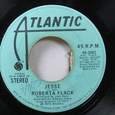 Soul Promo 45 Roberta Flack - Jesse / Jesse On Atlantic