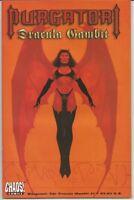 Purgatori #1 (Dracula Gambit) : August 1997 : Chaos Comics