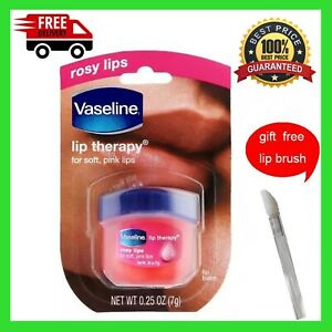 Lip Makeup Care Vaseline Lip Therapy Petroleum Jelly Lip Balm coca orginal creme