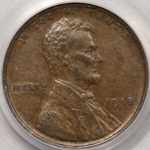 1918 Lincoln Cent PCGS XF-45 (Many more at RRC!)