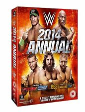 WWE . 2014 Annual . Best Of . RAW . Smackdown . PPV . 2013 . 6 DVD . NEU . OVP
