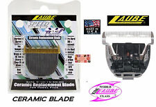 Replacement CERAMIC BLADE for Laube Speed Feed or Purrrl Clipper Trimmer NEW