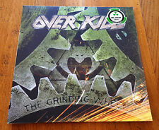 OVERKILL The grinding wheel - 2 black vinyl - LP -  New