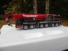 "WSI MODELS 02-1055 "" MAMMOET "" LIEBHERR LTM 1350-6.1  MINIATURE PARFAIT ETAT"
