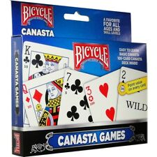 Canasta Playing Cards 2 Deck Set #1023140