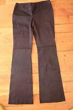 Pantalon femme noir forme classique. Taille 38