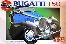 Bugatti T50 Coupé 1931 - 1:24 Kit Construcción Airfix
