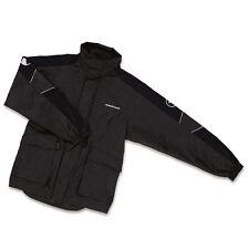 Veste de Pluie Bering MANIWATA Noir 100% Etanche Waterproof Moto/Scooter