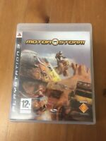 MotorStorm Playstaion 3 PS3 Sony Video Game Fast Post
