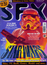 Numbered Monthly Sci-Fi Magazines in English