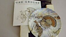 Bradford Exchange Collectors Plate - The Grouse- 1986