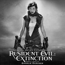 ~COVER ART MISSING~  CD Resident Evil: Extinction [Original Motion Picture Score