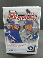 2020 Bowman Baseball Factory Sealed Blaster Box