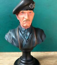 """The Collectors Showcase: Bust Of General Montgomery. 6"""" High"""