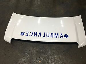 Ford hood E350 van E150 E250 E450 E150 E250 FO1230273C 8C2Z16612A local pickup