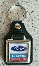 FORD NEW HOLLAND TRACTOR KEYRING