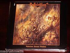Inquisition: Nefarious Dismal Orations CD 2015 Season Of Mist USA Digipak NEW