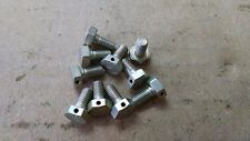 LOT OF 10 EA NOS BOLT USED ON HAWKER-SIDDLEY MFG AIRCRAFT  P/N: STD2183-D05