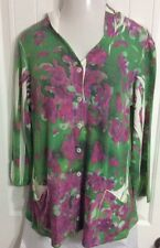 Mushka by Sienna Rose Soft Cardigan Sweater XL Hooded Tunic New